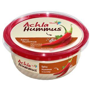 Achla, 400 г, Ахла, Хумус с острым перцем