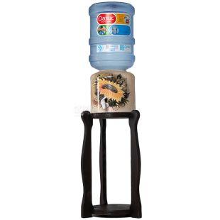 ViO, Wooden round stand for 2 bottles, WSD-5 WENGE