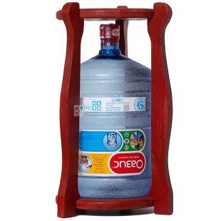 ViO, Stand wooden, round for 2 bottles, WSD-5 CHERRY