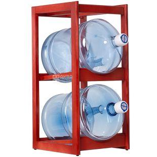 ViO, Подставка деревянная WS-2, под 2 бутыли, Вишня