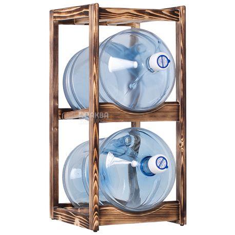 ViO, Підставка дерев'яна під 2 бутлі, WS-2, Зебрано