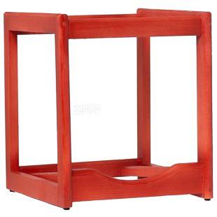 ViO, Підставка дерев'яна WS-1, під 1 бутель, Вишня