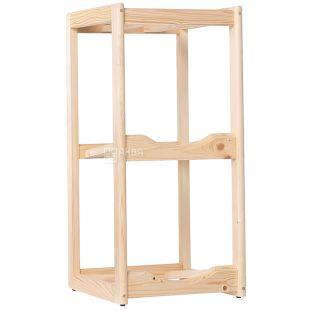 ViO, Підставка дерев'яна WS-2, під 2 бутлі, Бук