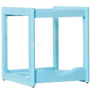 ViO, Wooden stand for 1 bottle, WS-1 TURQUOISE
