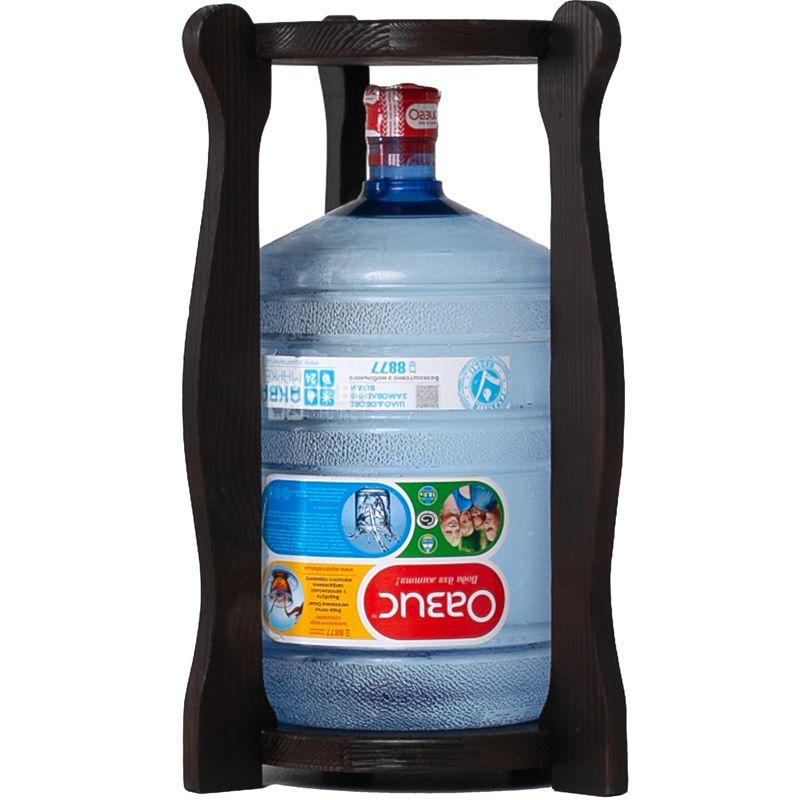 ViO, Подставка деревянная круглая под 2 бутыли, WSD-5, Венге