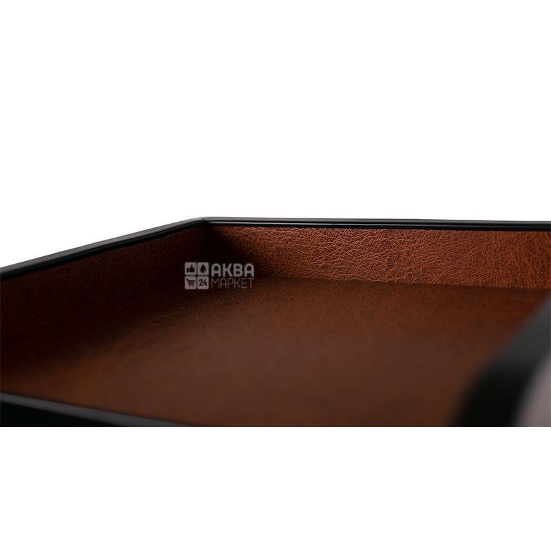 ViO, Підставка під диспенсер, коричнева шкіра