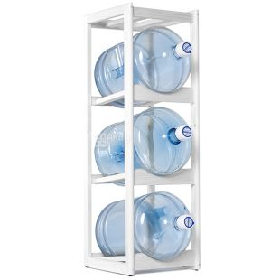 ViO, Stand wooden for 3 bottles white, WS-3