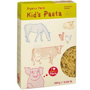 Alb Gold Kids pasta , 300 г, Альб Голд, Паста детская Ферма, органическая