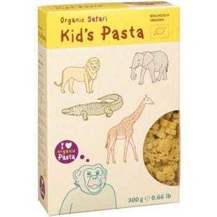 Alb Gold Kids pasta, 300 г, Альб Голд, Паста детская Сафари органическая