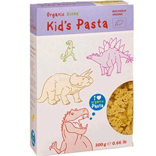 Alb Gold Kids pasta, 300 г, Альб Голд, Паста детская Динозавры, органическая