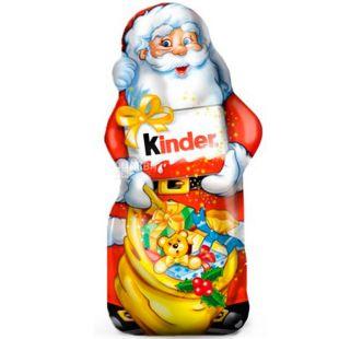 Kinder, 110 г, Киндер, Шоколад фигурный, Дед Мороз