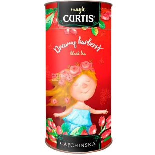 Curtis, Dreamy Barberry, 80 g, Black tea