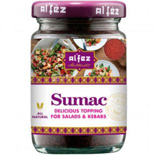 Al Fez, Sumac, 38 г, Ал Фез, Паста-закуска со специями, на основе ягод