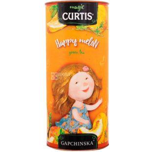 Curtis, Happy Melon, 80 г, Кертис, Чай зеленый