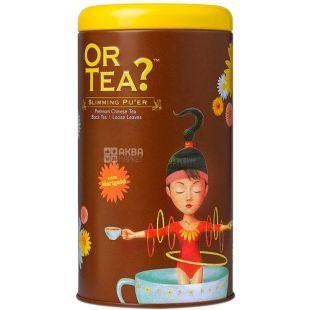 Or Tea, Slimming Pu'er, 75 г, Чай пуер преміум китайський