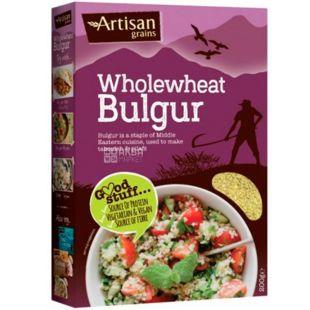 Artisan, Wholewheat bulgur, Булгур, 200 г