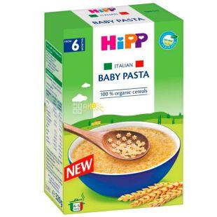 Hipp, 320 г, Хипп, Макароны детские звездочки с 8-ми месяцев, органические