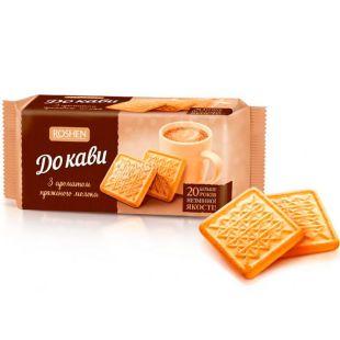 Roshen, 185 g, cookies, K coffee, baked milk