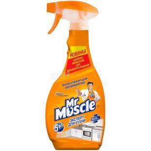 Mr Muscle, Енергія цитруса, Засіб для кухні, 450 мл