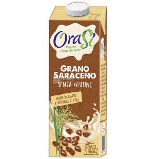 Orasi, 1 л, Орасі, Напій гречаної-рисовий, готовий до вживання