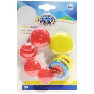 Canpol, Іграшка-прорізувач для зубів Канпол, Бульбашки, 0+