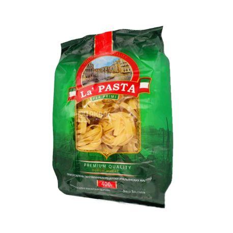 La Pasta, 400 г, Макароны Ла Паста, Гнезда Тальятелле