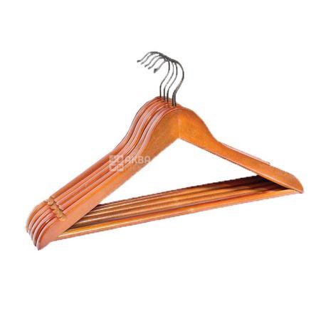 Underprice, 5 шт., вішалка дерев'яна, набір