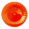 Fiberglass plate 10 pcs., D 205 mm, disposable TM Proptus