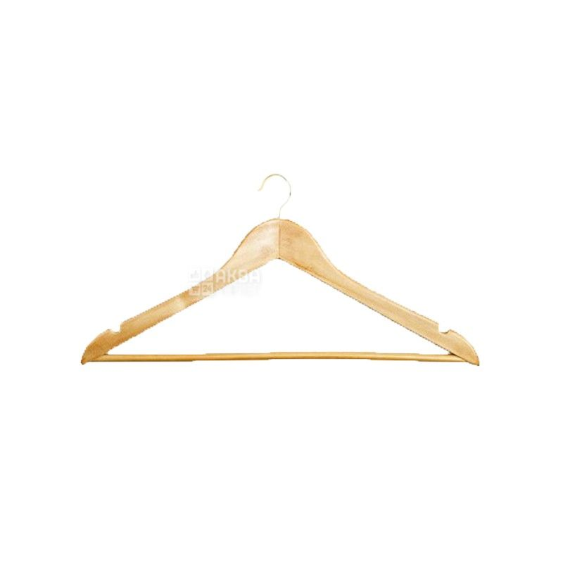 Underprice, 10 pcs., Hanger, Wooden, m / s