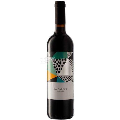 La Gardea, Reserva, Вино красное сухое 0,75 л
