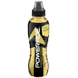 Powerade, 0,5 л, Паверейд, Напій безалкогольний з лимоном, негазований