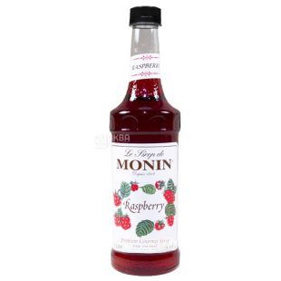 Monin, 1 л, сироп, Малина