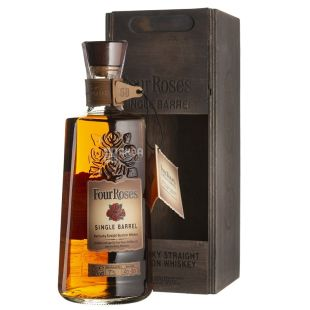 Four Roses Single Barrel, Whiskey, 0.7 L