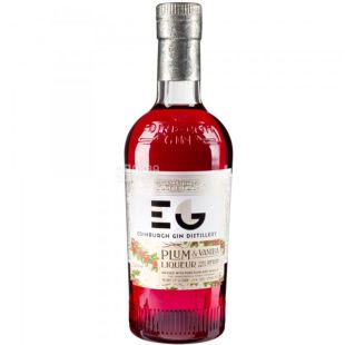 Edinburgh Gin, Plum and Vanilla liqueur, Liqueur, 0.5 L