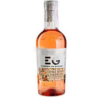 Edinburgh Gin, Orange Blossom and Mandarin liqueur, Liqueur, 0.5 L