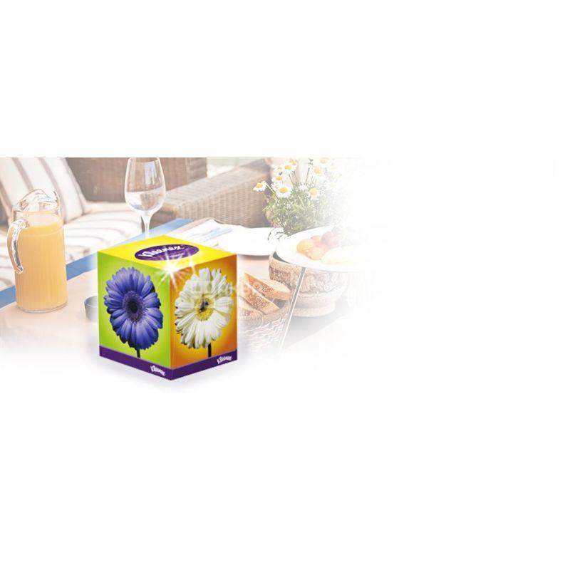 Kleenex Класік Куб 50 шт.
