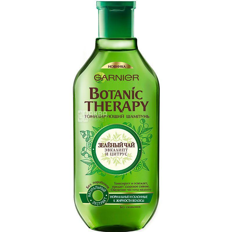 Botanic Therapy, Шампунь тонизирующий, Чайное дерево, 400 мл