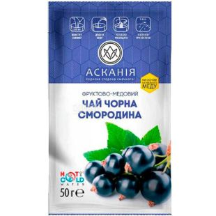 Askania, 50 g, Tea concentrate Blackcurrant