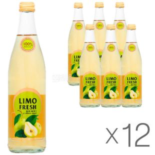 Limon fresh, 0.5 l, pack of 12 PCs., Lemofresh, Duchess, soft Drink, carbonated