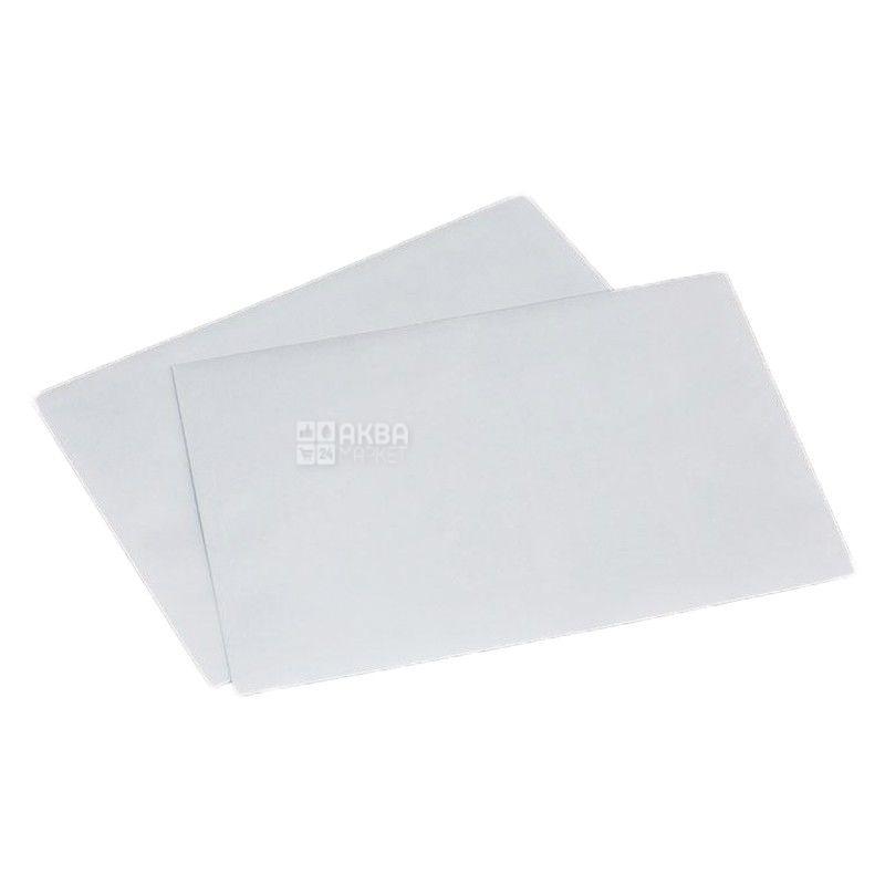 Конверт С4 (229Х324 мм) белый 100 шт., с отрывной лентой