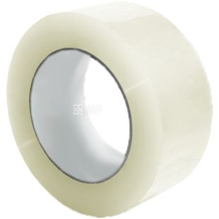Promtus, packaging 36 pcs., Household adhesive tape, transparent, 48 mm x 160 m