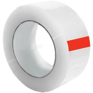 Promtus, packing 36 pcs., Household adhesive tape, transparent, 48 mm x 180 m