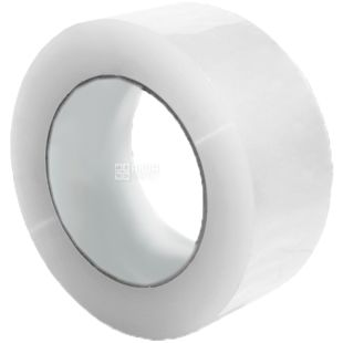 Promtus, packing 72 pcs., Household adhesive tape, transparent, 48 mm x 80 m
