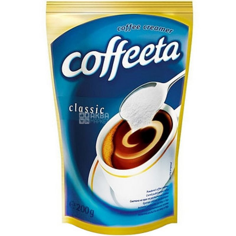 Coffeeta, 200 g, Dry cream, m / s