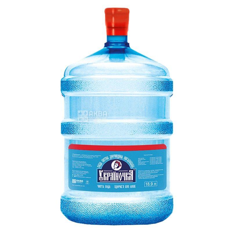 Ukrainochka Still water, 18.9 l