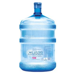Water 18.9 L, Live