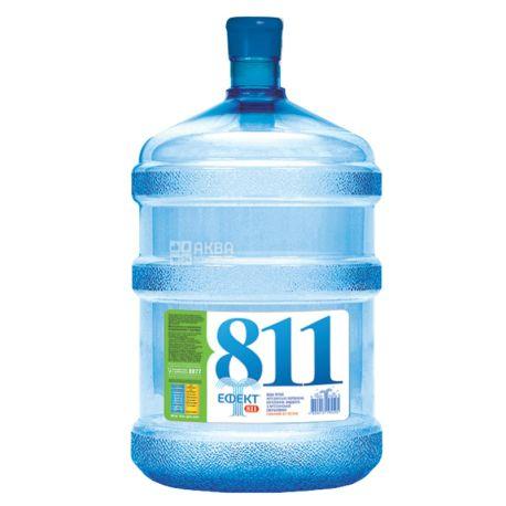 Эффект 811 Вода питьевая, 18,9 л