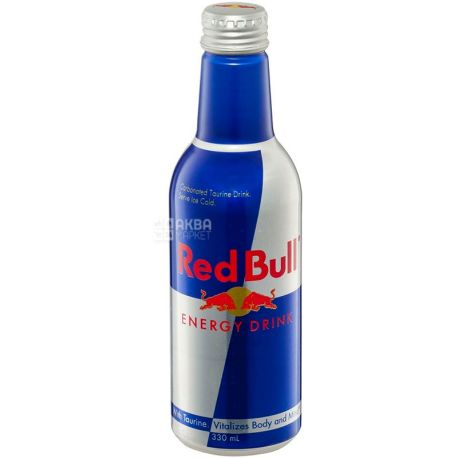 Buy Red Bull Energy drink non-alcoholic carbonated 0.33 L with delivery price and review in