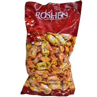 Roshen, 1 кг, Конфеты Нуга