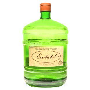 Вода карпатська Ecobutel,11,3 л, Скляна тара